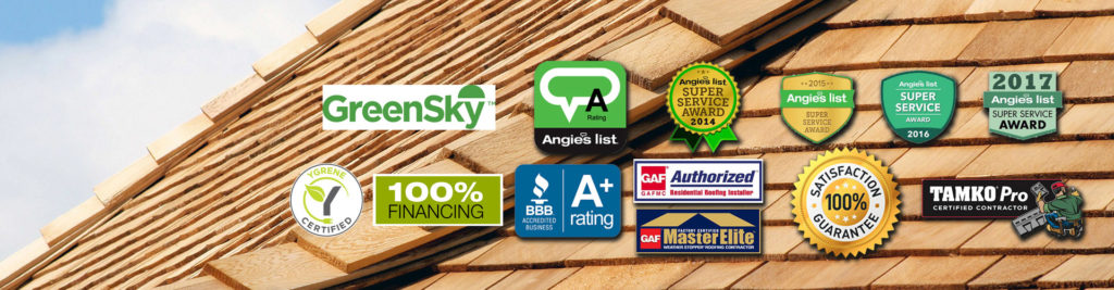 Gutters Roofing Contractor Serving Montgomery County