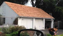 garage roof repair and replacement